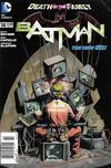 Cover Thumbnail for Batman (2011 series) #14 [Newsstand]