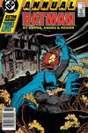 Cover for Batman Annual (DC, 1961 series) #12 [Newsstand]