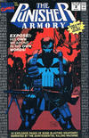 Cover for The Punisher Armory (Marvel, 1990 series) #2 [Direct]