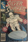 Cover for Silver Surfer (Marvel, 1987 series) #7 [Newsstand]