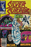 Cover for Silver Surfer (Marvel, 1987 series) #17 [Newsstand]