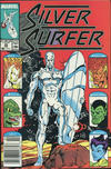 Cover for Silver Surfer (Marvel, 1987 series) #20 [Newsstand]