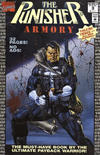 Cover for The Punisher Armory (Marvel, 1990 series) #3 [Newsstand]
