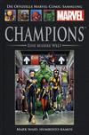 Cover for Die offizielle Marvel-Comic-Sammlung (Hachette [DE], 2013 series) #143 - Champions: Eine bessere Welt