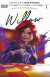 Cover for Buffy the Vampire Slayer: Willow (Boom! Studios, 2020 series) #1 [Mirka Andolfo Cover]