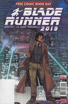 Cover for Blade Runner 2019: Free Comic Book Day Issue (Titan, 2020 series) #00