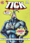 Cover for The Tick (New England Comics, 1988 series) #1 [Third Printing]