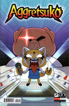 Cover for Aggretsuko (Oni Press, 2020 series) #1 [Second Printing]