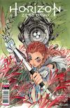Cover for Horizon Zero Dawn (Titan, 2020 series) #1 [Cover E - Peach Momoko]