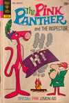 Cover for The Pink Panther (Western, 1971 series) #10 [20¢]