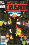 Cover Thumbnail for Infinity Crusade (1993 series) #1 [Australian]