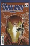 Cover for Iron Man 2020 (Marvel, 2020 series) #5 [Superlog]