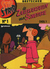 Cover for Stip strip (Oberon; Dargaud Benelux, 1979 series) #1 - De zieleroerselen van Sonetteke deel 1