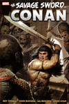 Cover Thumbnail for Savage Sword of Conan: The Original Marvel Years Omnibus (2019 series) #3 [Book Market Cover]