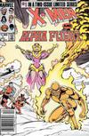 Cover Thumbnail for X-Men / Alpha Flight (1985 series) #1 [Newsstand]