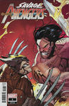 Cover Thumbnail for Savage Avengers (2019 series) #1 [Kim Jacinto]