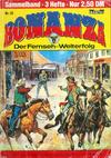 Cover for Bonanza Sammelband (Bastei Verlag, 1973 series) #15