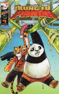 Cover Thumbnail for Kung Fu Panda (Ape Entertainment, 2011 series) #5
