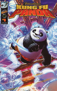 Cover Thumbnail for Kung Fu Panda (Ape Entertainment, 2011 series) #6