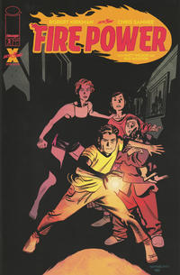 Cover Thumbnail for Fire Power (Image, 2020 series) #2