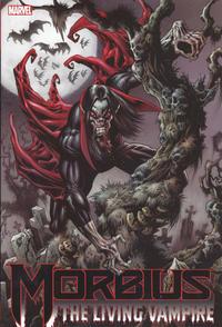 Cover Thumbnail for Morbius the Living Vampire Omnibus (Marvel, 2020 series)