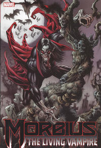 Cover Thumbnail for Morbius the Living Vampire Omnibus (Marvel, 2020 series)