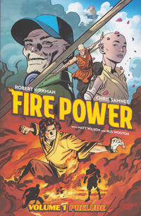 Cover Thumbnail for Fire Power (Image, 2020 series) #1 - Prelude