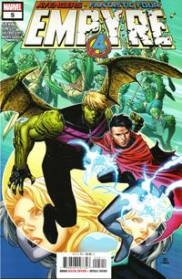 Cover Thumbnail for Empyre (Marvel, 2020 series) #5