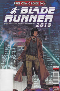 Cover Thumbnail for Blade Runner 2019: Free Comic Book Day Issue (Titan, 2020 series) #00