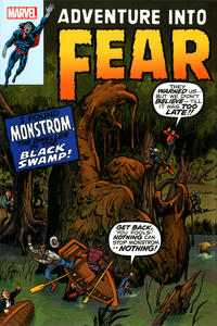 Cover Thumbnail for Adventure into Fear Omnibus (Marvel, 2020 series)