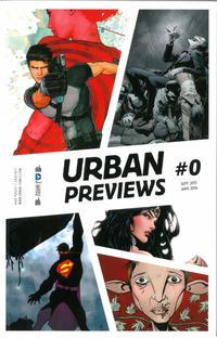 Cover Thumbnail for Urban Previews (Urban Comics, 2015 series) #0