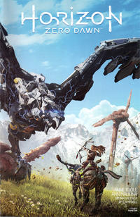 Cover Thumbnail for Horizon Zero Dawn (Titan, 2020 series) #1 [Cover B - Game Art]