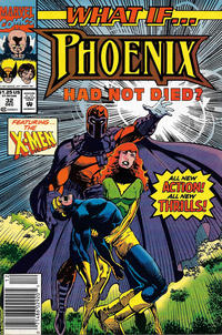 Cover Thumbnail for What If...? (Marvel, 1989 series) #32 [Newsstand]