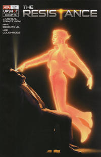 Cover for The Resistance (AWA Studios [Artists Writers & Artisans], 2020 series) #4