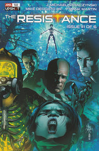 Cover Thumbnail for The Resistance (AWA Studios [Artists Writers & Artisans], 2020 series) #1 [Mike Deodato Jr.]