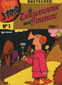 Cover Thumbnail for Stip strip (Oberon; Dargaud Benelux, 1979 series) #1 - De zieleroerselen van Sonetteke deel 1