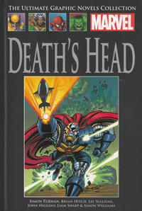Cover Thumbnail for The Ultimate Graphic Novels Collection (Hachette Partworks, 2011 series) #172 - Death's Head