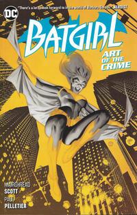 Cover Thumbnail for Batgirl (DC, 2017 series) #5 - Art of the Crime