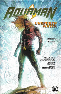 Cover Thumbnail for Aquaman (DC, 2019 series) #1 - Unspoken Water