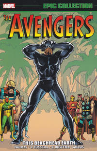 Cover Thumbnail for Avengers Epic Collection (Marvel, 2013 series) #5 - This Beachhead Earth