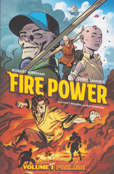 Cover for Fire Power (Image, 2020 series) #1 - Prelude