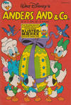 Cover for Anders And & Co. (Egmont, 1949 series) #16/1981