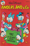 Cover for Anders And & Co. (Egmont, 1949 series) #53/1981