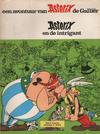Cover for Asterix (Amsterdam Boek, 1970 series) #13 - Asterix en de intrigant