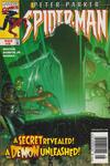 Cover for Peter Parker: Spider-Man (Marvel, 1999 series) #8 [Newsstand]