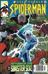 Cover for Peter Parker: Spider-Man (Marvel, 1999 series) #12 [Newsstand]