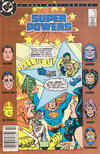 Cover Thumbnail for Super Powers (1986 series) #2 [Newsstand]