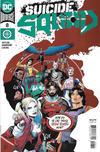 Cover for Suicide Squad (DC, 2020 series) #8 [Daniel Sampere & Juan Albarran Cover]