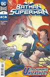 Cover for Batman / Superman (DC, 2019 series) #11 [David Marquez Cover]