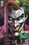 Cover Thumbnail for Batman: Three Jokers (2020 series) #1 [Jason Fabok Joker Crowbar Cover]